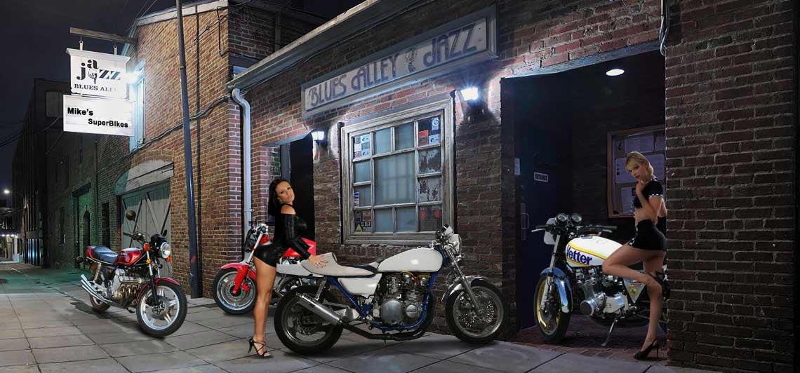 retro superbikes