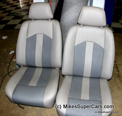 seats after