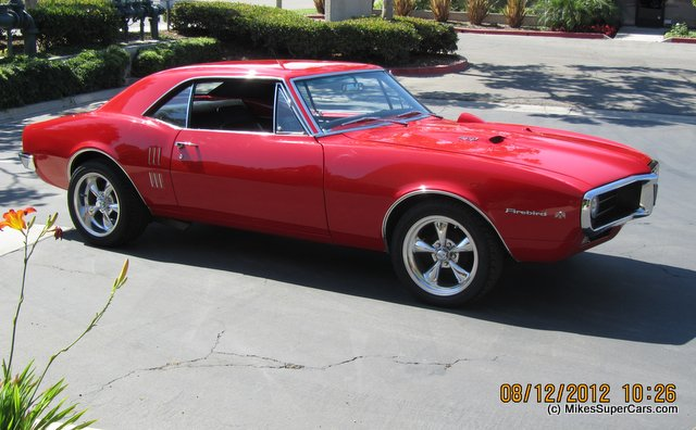67 firebird for sale