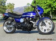 1981 Kawasaki GPZ 1100 Turbo