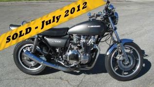 1980 Kawasaki KZ 1000 LTD