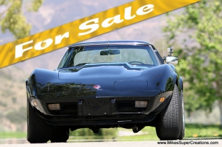 1975 Supercharged Chevy Corvette