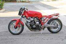 1982 Honda CBX Custom