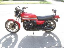 1981 Kawasaki GPZ 1100